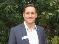 Photo of CEO Rob Adams